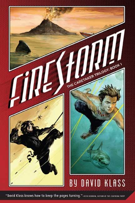 Firestorm By Klass, David