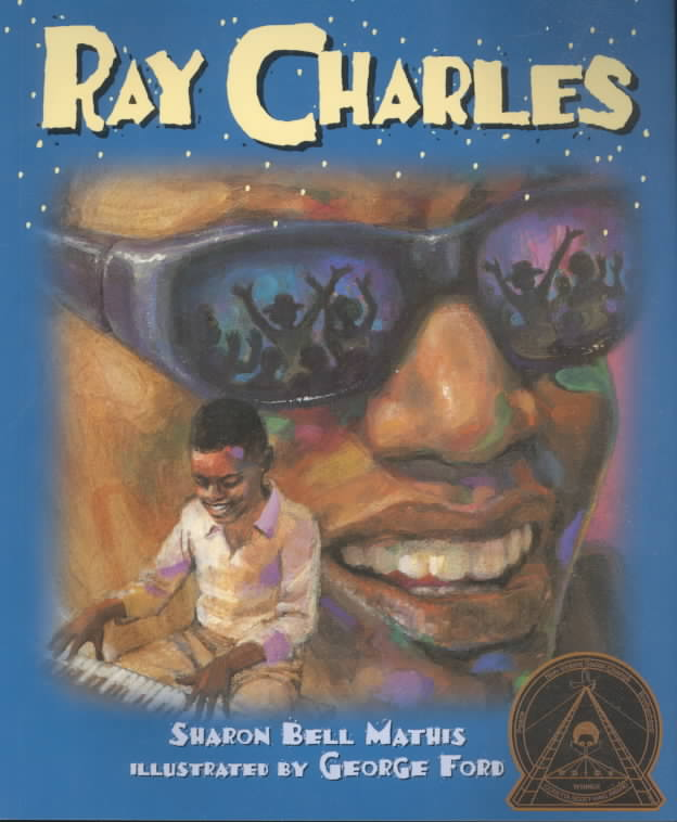 Ray Charles By Mathis, Sharon Bell/ Ford, George (ILT)